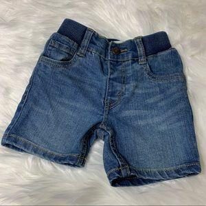Levi's 12 Months Boy Jean Shorts